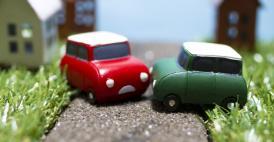 交通事故の基本過失割合|四輪車対四輪車の基本パターン